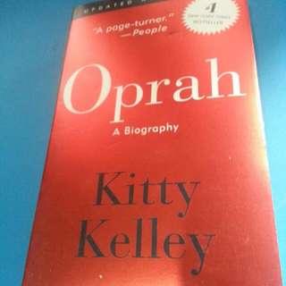 Oprah : A Biography