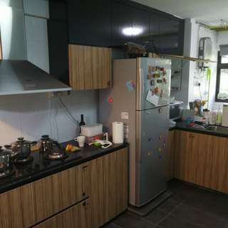 2+1 Ang Mo Kio Blk 174 Corner New Renovation Air con $1800