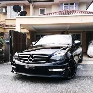 Mercedes-Benz C200 Avantgarde