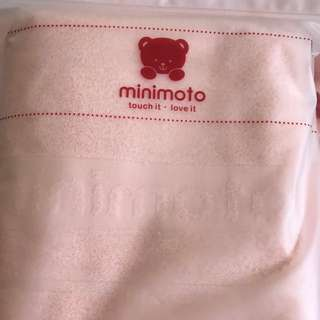 Minimoto Baby Bath Towel