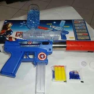 Nerf gun(water crystal gun)