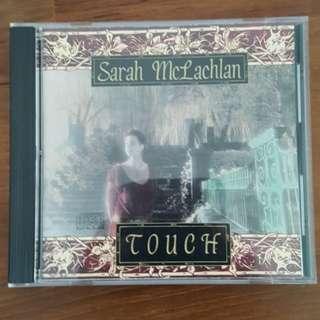 Sarah McLachlan : Touch CD