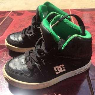 Sepatu DC anak Original