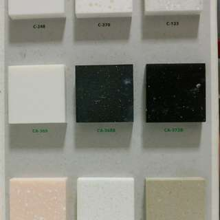 Solid Surface Worktop @ $65pfr