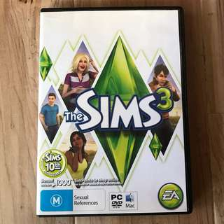 The Sims 3 EA Games PC DVD Rom