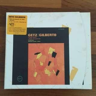 Getz/Gilberto CD