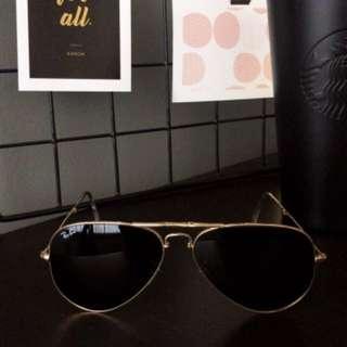 Authentic Ray-Ban Aviator Folding