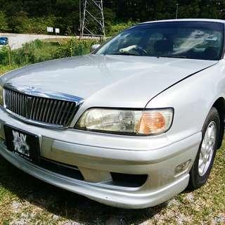 Nissan cefiro 2.0L (auto). 2001.      016-4201108 Mr Foong.