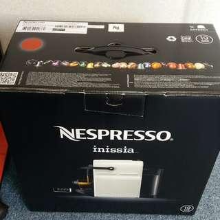 Nespresso inissia 咖啡機