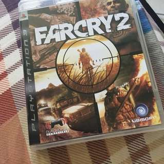 Farcry 2 for ps3