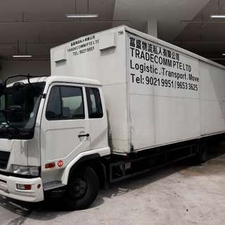 delivery and mover services