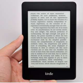 Kindle Paperwhite 2nd Generation (Brand New)