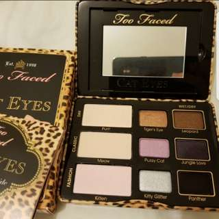 Too faced cat eyes