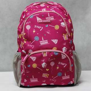BN Dr Kong Medium Size Ergonomic School Bag for primary school