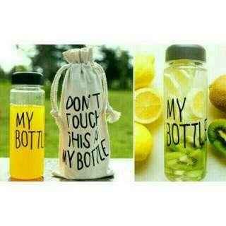 My Bottle + Pouch