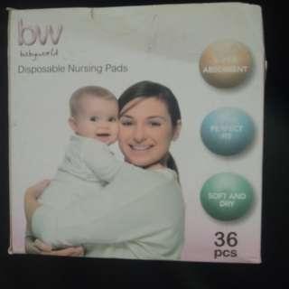 Disposable Nursing pads 36 pcs.