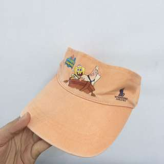 Topi LIMITED EDITION Spongebob Singapore Airlines