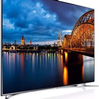"55"" Samsung Full HD Smart TV F8000 Series 8 (Model UA55F8000AK)"
