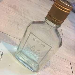 冰滴咖啡空玻璃瓶 約200ml #好物任你換