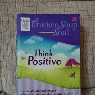 Chicken Soup: Think Positive