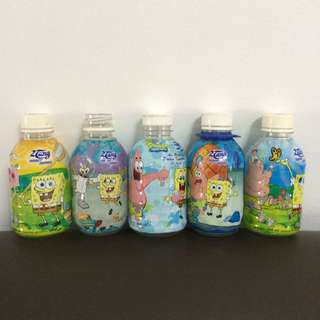 Botol Ron88 kecil SPONGEBOB LIMITED EDITION