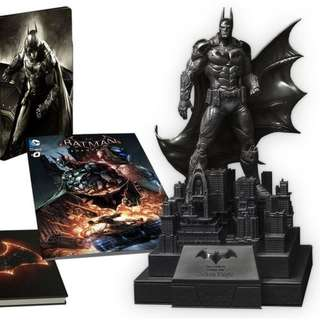 Limited Edition Batman Arkham Knight Statue