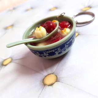 🆕️Mini Asian Dish Keyring