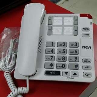 RCA高質有線長者電話