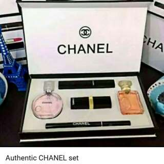 ONHAND CHANEL SET ( free shipping )