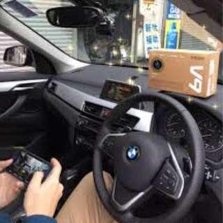 安裝車Cam服務
