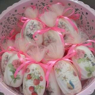 Doorgift soap