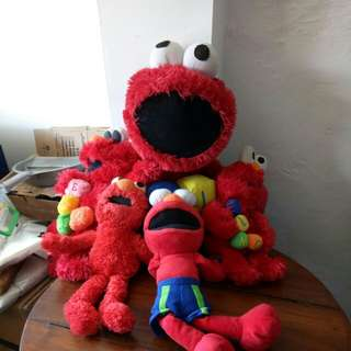 Boneka elmo (5 items)