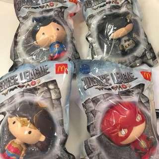 Mcdonalds Justice League bobblehead