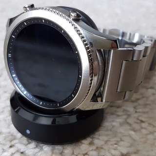 SAMSUNG GEAR S3 CLASSIC 98%