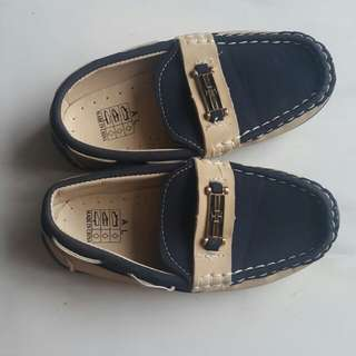 Shoes for baby boy 3-5years old  (size 30)