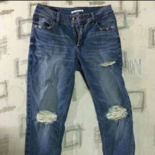 Reprice Zara Denim