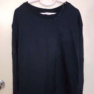 [PRELOVED] Black H&M Sweatshirt