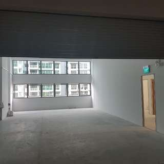New warehouse/office for cheap rent