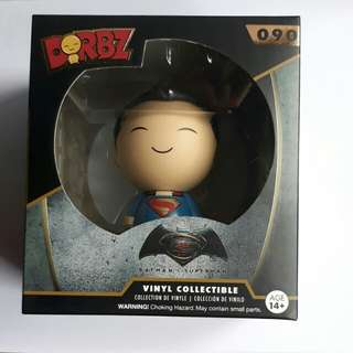 🚚 Funko Dorbz Batman v Superman - Superman 090