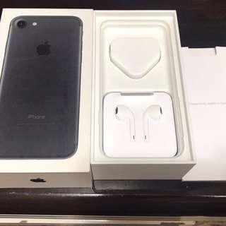 iPhone 7 32G 亞黑