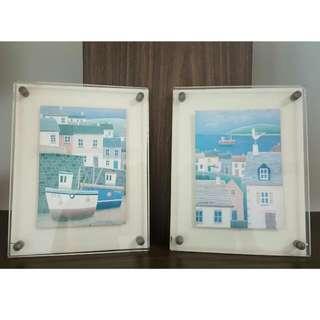Frame Artwork (2 pcs)
