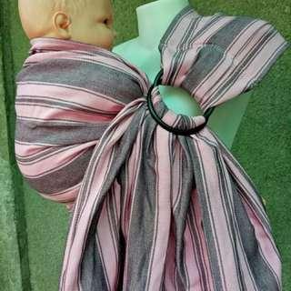 Preloved Ring Sling Baby Carrier