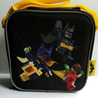 Kids Lunch Bag - Lego the Batman Movie