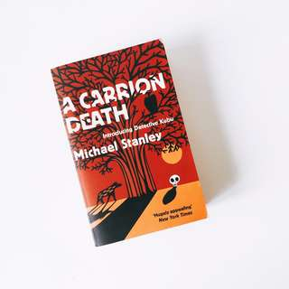 [Mystery/Crime] Detective Kubu - A Carrion Death by Michael Stanley