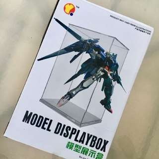 Gundam Display Box