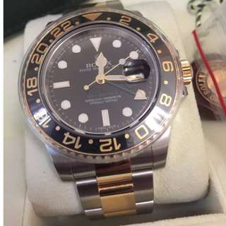 Rolex GMT 116713LN G-series