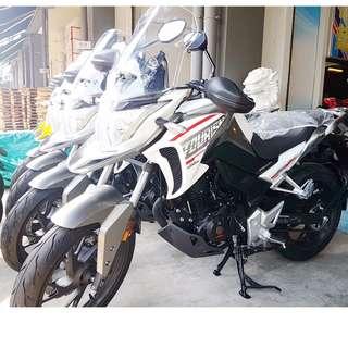 Brand New Honda CB190X Tourism