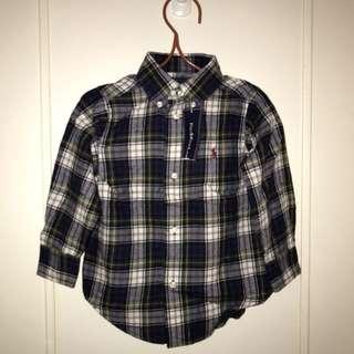 Brand new boy shirt