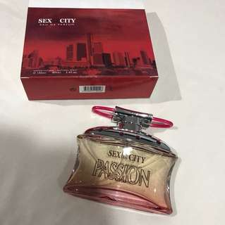 Sex in the City Passion