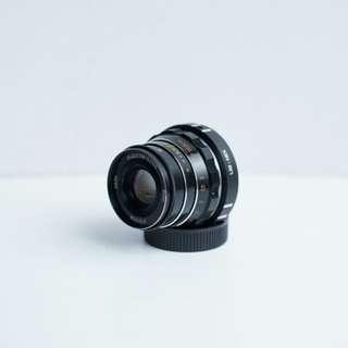 Industar 61 55mm f2.8 L39 mount for sony a6000/a6300/a6500/a7/a7r/a7rll/a7s/a7sll/a7rlll/a9